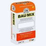 Стяжка для пола цементная M150 Bau Mix (25кг)