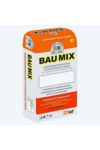 Клей для плитки Baumix Gres Plus (25кг)