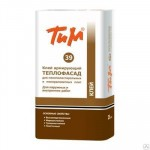Клей для теплоизоляции ТиМ 39 Теплофасад армирующий (25кг)