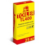 Кладочно-клеевой состав для газобетонных блоков Toiler TL400 (25кг)