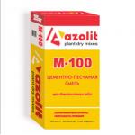 Смесь цементно-песчаная Азолит-М-100 белая (25кг)
