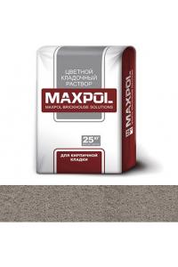 Кладочный раствор Maxpol, серый, 25 кг