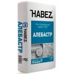 Гипс строительный Habes алебастр белый (25кг)