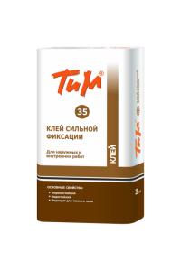 Клей для плитки ТиМ 35 сильной фиксации (25кг)