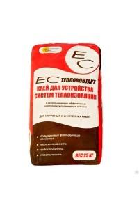 Клей для утеплителя EC Теплоконтакт (25кг)