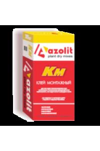 Клей монтажный Азолит-Км армированный (25кг)