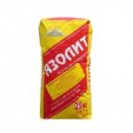 Кладочно-клеевой для блоков Азолит-Кр зима (25кг)
