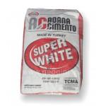 Цемент Турецкий М600 Adana CEM 52.5R белый
