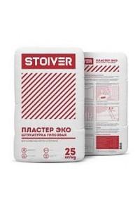 Штукатурка гипсовая Stoiver Пластер ЭКО с перлитом (25кг)