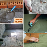 Строительные смеси, сыпучие материалы