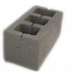 Блок шлакобетонный 390*190*188 стеновой