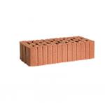 Кирпич керамический Поронорм красный (одинарный) 1НФ рядовой