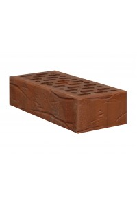 Кирпич Славянский керамический Мокко-Bunt-Руст 1НФ (одинарный) облицовочный