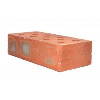 Кирпич Гуковский керамический М100 красный 1НФ (одинарный) рядовой