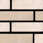 Кирпич Богандинский керамический Крюйс white, Eco WDF, облицовочный