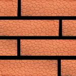 Кирпич Донской керамический Красный панцирь черепахи, 1НФ, облицовочный