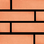 Кирпич Донской керамический Красный, 1НФ, облицовочный