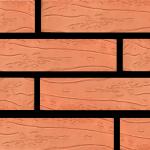 Кирпич Донской керамический Красный кантри,1НФ, облицовочный