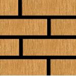 Кирпич Железногорский керамический солома бархат 1НФ (одинарный) лицевой