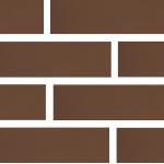 Кирпич Железногорский керамический коричневый 1НФ (одинарный) лицевой