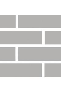 Кирпич Железногорский керамический Серый, 1НФ, облицовочный