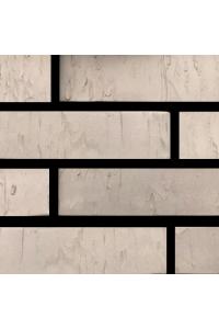 Кирпич Железногорский керамический Серый скала, 1НФ, облицовочный