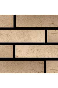 Кирпич КС-керамик керамический Санторини, белый, 1НФ, облицовочный