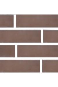 Кирпич Керма керамический коричневый 1НФ (одинарный) облицовочный