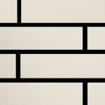 Кирпич ЛСР керамический Белый, 1НФ, облицовочный