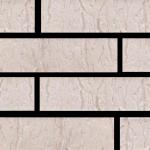 Кирпич Маркинский керамический Светло-бежевый кроста, 1НФ, облицовочный
