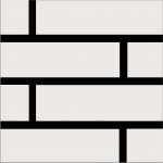 Кирпич Старооскольский керамический белый 1НФ (одинарный) облицовочный
