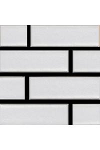 Кирпич Recke керамический 1-18-00-0-00 Glanz, 1НФ, облицовочный