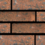 Кирпич Сафоновский керамический №4, ручная формовка, 0,5WDF