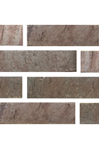Кирпич Славянский керамический Манчестер Кроста, 1НФ, облицовочный