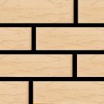 Кирпич Аксайский керамический береста абрикосовый 1НФ облицовочный