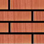 Кирпич Донской керамический красный бархат 1НФ (одинарный) облицовочный