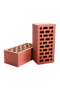 Кирпич Донской керамический красный 1,4НФ (полуторный) лицевой