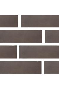 Кирпич Липецкий керамический графит 1НФ (одинарный) облицовочный