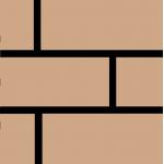 Кирпич Маркинский керамический солома 1,4НФ облицовочный