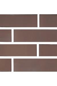 Кирпич Новомосковский керамический коричневый 1НФ (одинарный) лицевой