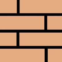 Кирпич Белгородский керамический солома 1НФ (одинарный) лицевой