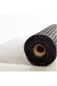 Сетка базальтовая Экострой-СБС 50/50 (ячейка 25*25мм) 50кв.м