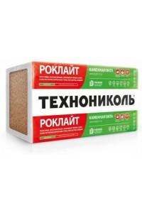 Изоляция Технониколь Роклайт 1200*600*50мм (8.64кв.м) плиты