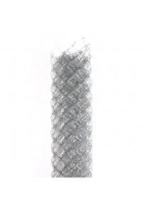 Сетка рабица 1.5*10м (ячейка 45*45*1.5мм) стальная оцинкованная