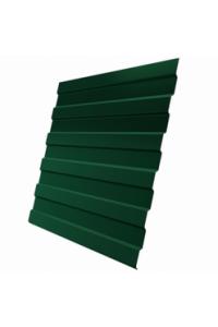 Профилированный лист МП-20 1150*2000мм зеленый
