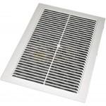 Решетка вентиляционная пластиковая 200*300мм регулируемая белая