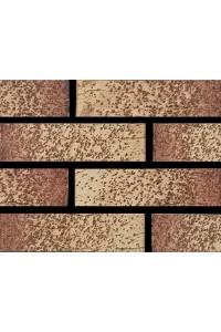 Кирпич Губский керамический бежевый коричневый ангоб 1НФ